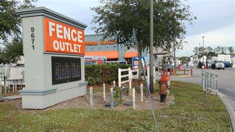 Fence Outlet Orlando Fl