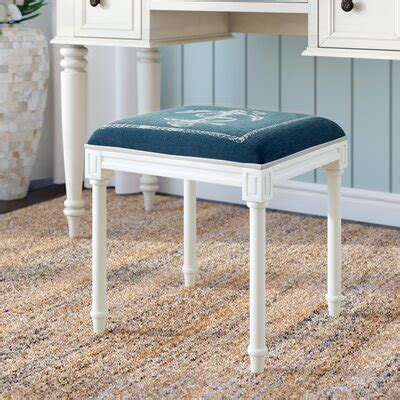 Fernon Anchor Vanity Stool