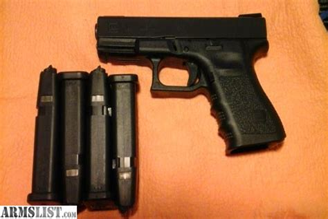 Glock-19 Field And Stream Glock 19 Gen 4.