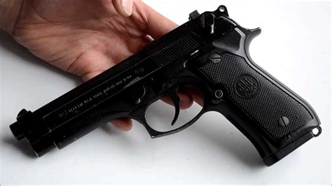 Beretta Field Strip Beretta 92fs.