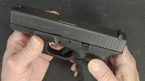 Glock-19 Field Strip Glock 19 Gen 4.