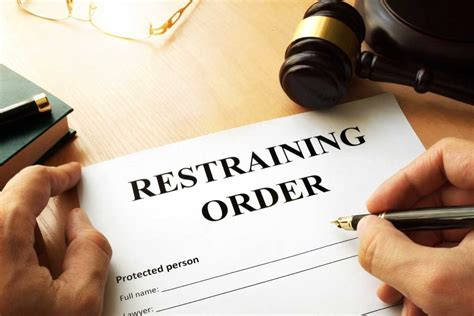 Concealed Carry Lawyer On Retainer Fight A Restraining Order And Win