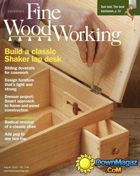 Fine Woodworking 248