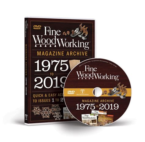 Fine Woodworking Archive