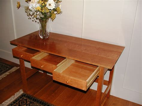 Fine Woodworking Desk