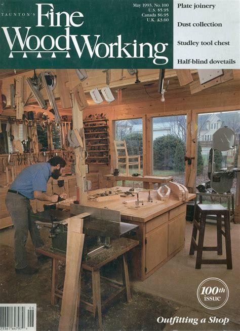 Fine Woodworking Magazine Plans