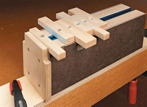 Finger Joint Jig For Router