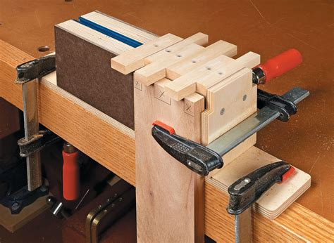 Finger Joint Jig Router