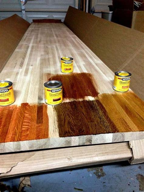 Finishing Pallet Wood