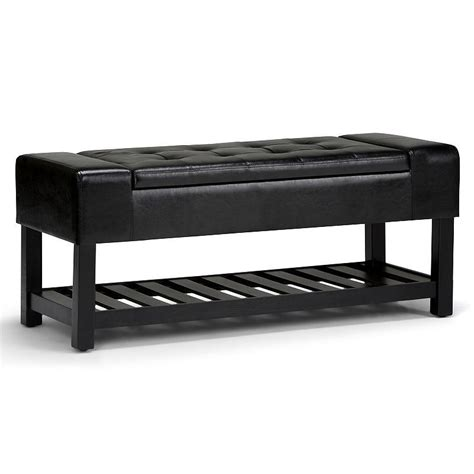 Finley Upholstered Storage Bench