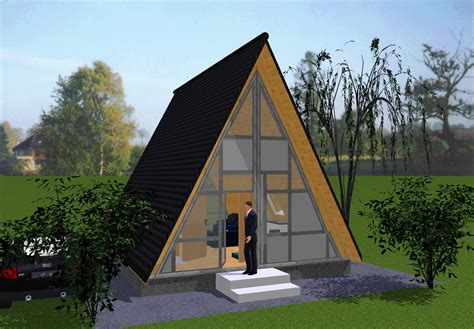 Finnhütte Bausatz