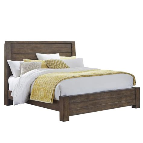 Fiorella Panel Bed by Union Rustic