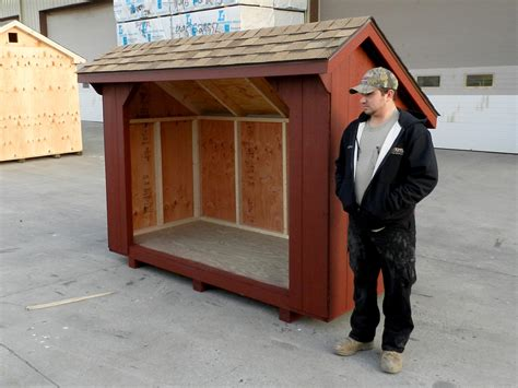 Firewood Storage Sheds For Sale