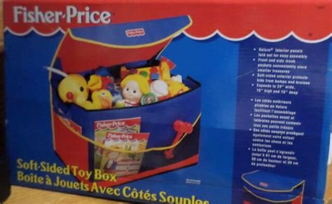 fisher-price soft toy box