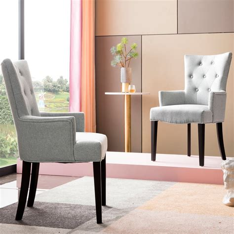 Fishman Upholstered Dining Chair