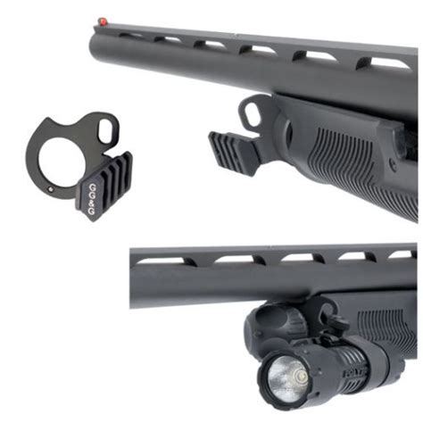 Benelli Flashlight Mount For Benelli Nova Tactical.