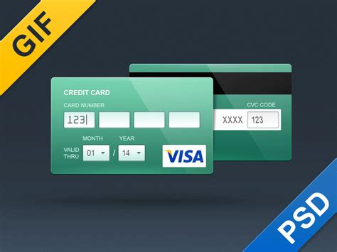 Flat Credit Card Icons Vector Credit Card Free Vector Art 24176 Free Downloads