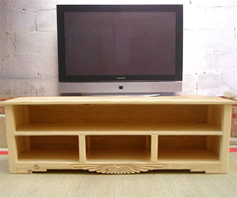 Flat Screen Tv Stands Woodworking Plans
