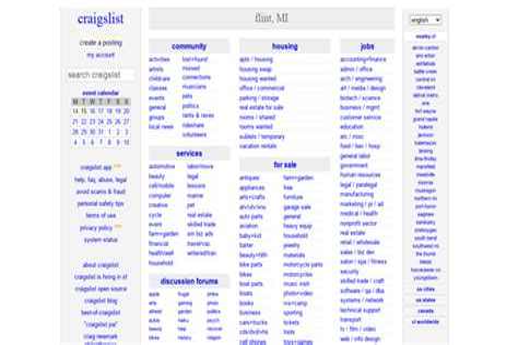 Craigslist-Flint Flint Craigslist Manufacturing Jobs.