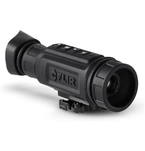 Rifle-Scopes Flir Thermal Rifle Scope R64.