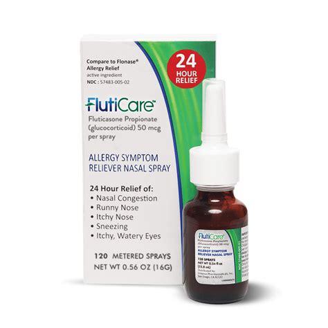 flixotide nasal spray fluticasone propionate reviews