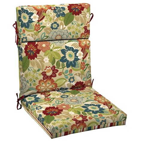 Floral Deck Chairs