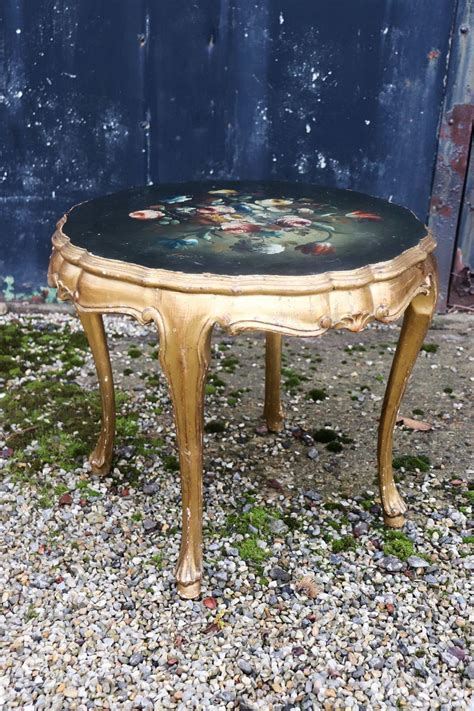 Florentine Coffee Table