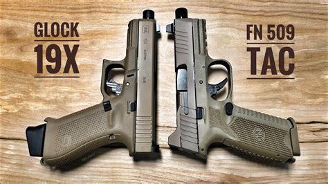 Glock-19 Fns 9mm Vs Glock 19