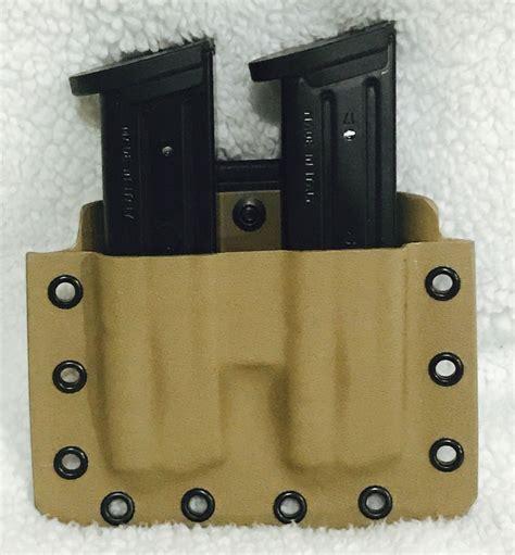 Sig-P320 Fobus Dual Mag Pouch Sig P320.