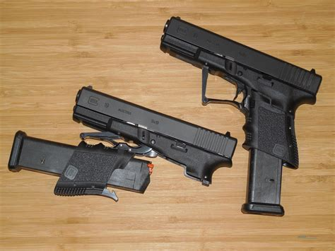 Glock-19 Folding Glock 19