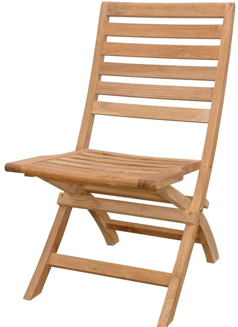Folding Wood Chair Plans