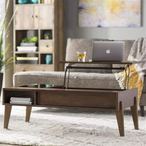 Fornacis Lift Top Coffee Table