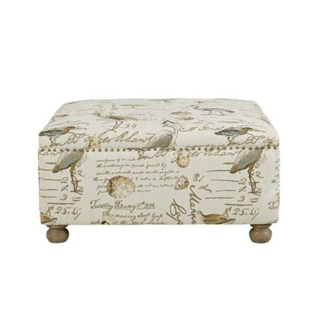 Fortine Cocktail Ottoman