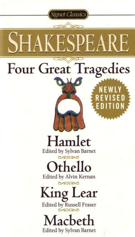 Read Books Four Great Tragedies: Hamlet / Othello / King Lear / Macbeth Online