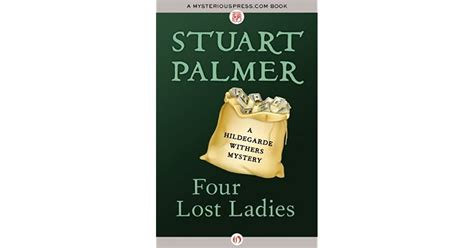 Read Books Four Lost Ladies (The Hildegarde Withers Mysteries) Online