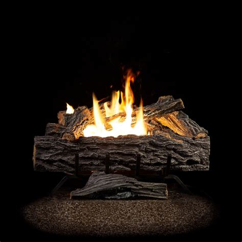 Four Seasons Golden Eclipse Vent Free Natural Gas Logs