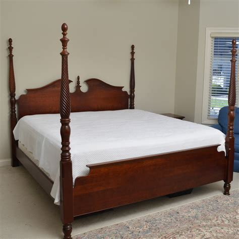 Four Post King Size Bed