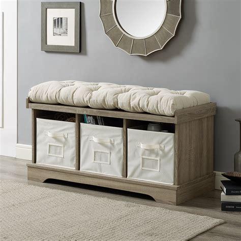 Foyer Bench Designs