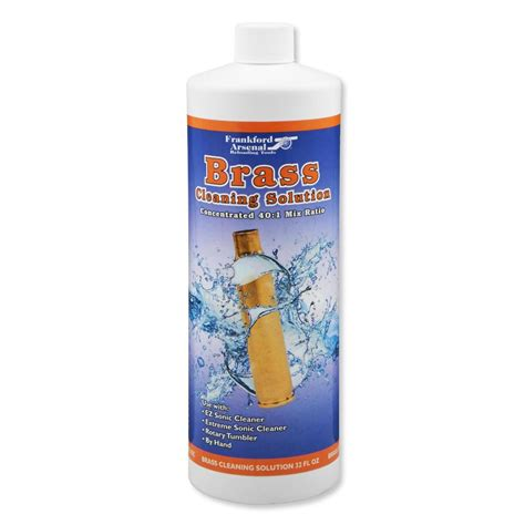 Brass Frankford Arsenal Brass Cleaning Solution.