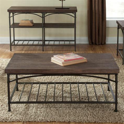 Franklin Rectangle Coffee Table