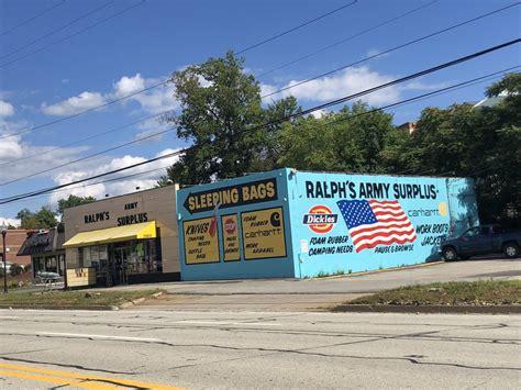 Army-Surplus Franks Army Surplus Monroeville Pa.