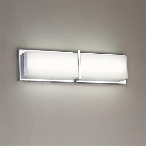 Frausto 1-Light LED Bath Bar