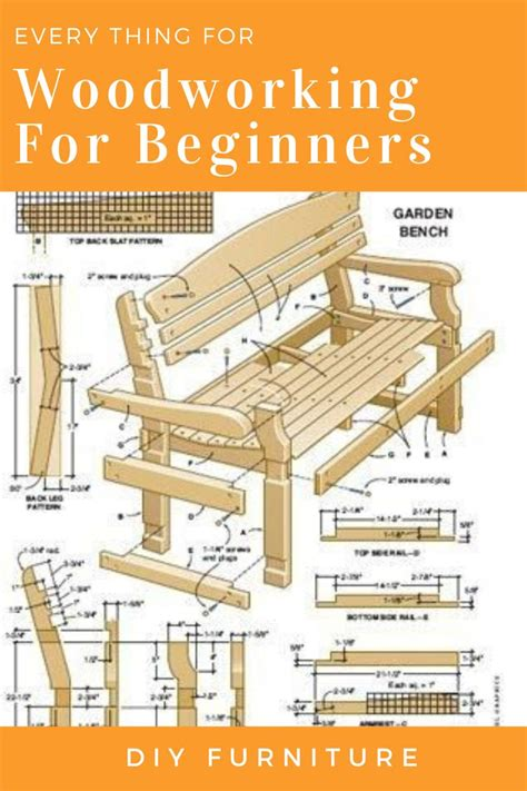 free beginning woodworking plans