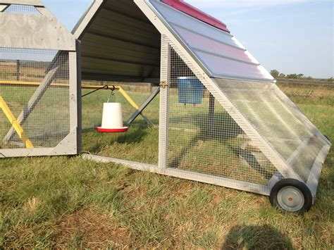 free chicken tractor plans a-frame