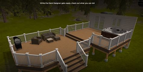 free deck plans and design software