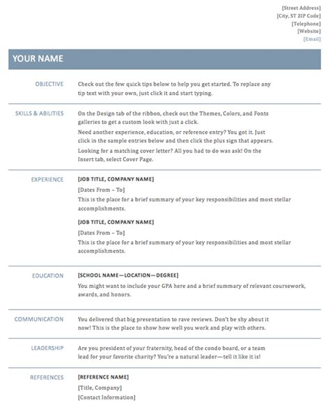 simple resume sample docx free basic resume template timeless design for docx pdf