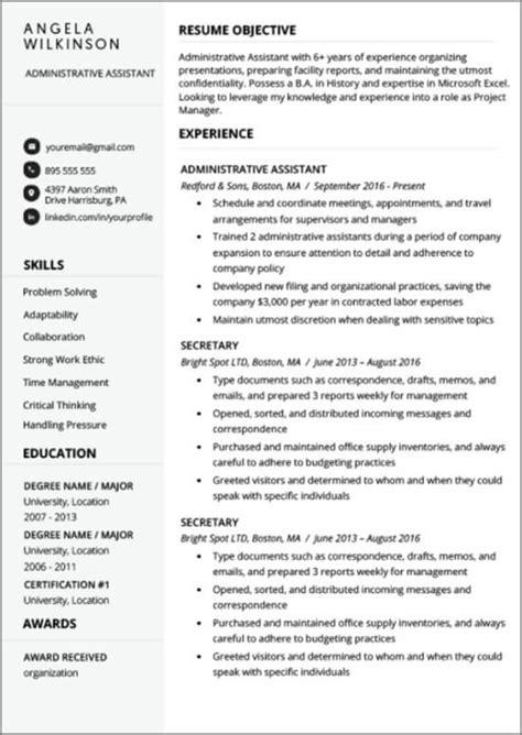 job resume download free free downloadable resume templates resume genius - Resume Download Free