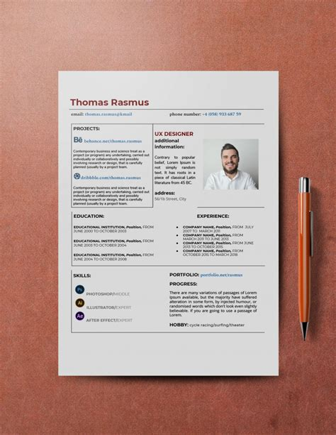 free google resume templates 7 free resume templates primer - Google Resume Templates Free