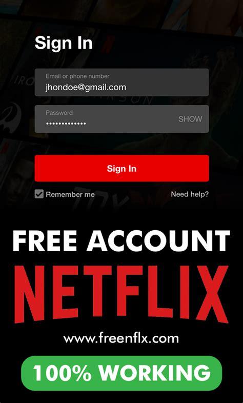 Credit Card Generator Hack Free Download Free Premium Netflix Accounts 100 Working