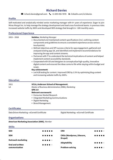resume templates completely free free resume builder review the best completely free free resume template online